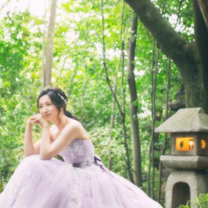 AKG_20191005_019_洋装 京都 前撮り カクテル ドレス